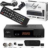 Kabelreceiver Kabel Receiver Receiver für digitales Kabelfernsehen - DVB-C (HDTV ,DVB-C / C2, DVB-T/T2 , HDMI , SCART , USB 2.0 , ) + HDMI Kabel