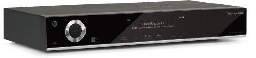 Technisat DigiCorder ISIO C digitaler HDTV TWIN-Kabelreceiver mit 500GB-Festplatte