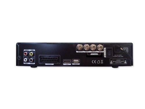 comag twin tuner hdtv sat receiver mit festplatte 1000gb. Black Bedroom Furniture Sets. Home Design Ideas