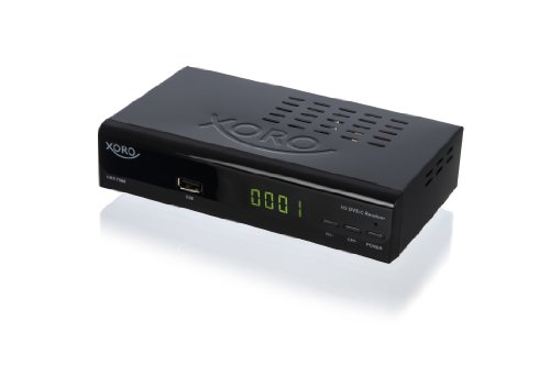 Xoro HRK 7560 Digitaler HD Kabel-Receiver