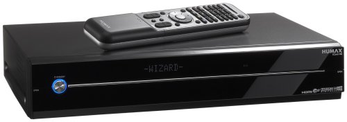 Humax iCord HD Digitaler Satelliten-Receiver mit 500 GB Festplatte
